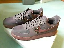 MENS NIKE AIR FORCE 1 one AF1 Burgundy Crush UK size 11 Brand New In Box