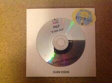Pulp A Little Soul 1 Track CD single (CD) UK promo CIDDJ708 ISLAND FREE POST UK