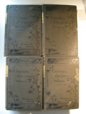 COLLECTION of Charles Dickens Books (c.1880)