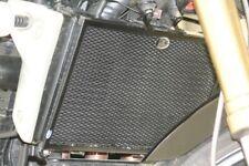 Kawasaki ZX6 R 2009 R&G Racing Radiator Guard RAD0078BK Black
