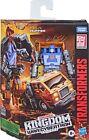 Transformers Kingdom Deluxe Huffer War for Cybertron Bonus Decals IN STOCK