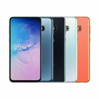 Samsung Galaxy S10E Phone 128 GB MetroPCS GSM Unlocked White Black Pink MINT