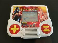Vintage 1988 Ninja Gaiden Handheld LCD Video Game Tiger Electronics Works VG