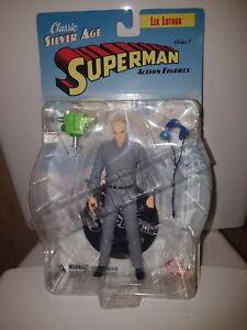 Figura De Accion Lex Luthor Series 1 Superman perry white lois lane Jimmy olsen