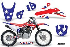 Honda Graphic Kit AMR Racing Bike Decal CRF 150F/230F Decal MX Parts 08-13 AUSSI