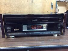 Pioneer ELITE Reference LD-S2 Laser Disc Player LD TESTED WORKING!