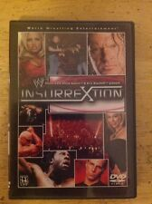 WWE - Insurexxtion 2003 (DVD, 2003)Authentic US RELEASE
