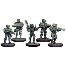 Hipertelorismo embrionario primario Ranger francotiradores/cazadores de tanque-Astra Militarum * Warpath/Warhammer 40 K * Mantic