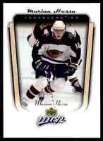 2005-06 Upper Deck MVP Marian Hossa #13