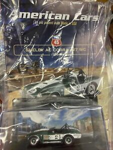 AMERICAN CARS Vol.45 Shelby Ac Cobra 427 S/C 1964