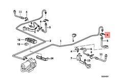 Genuine BMW E36 E46 E70 E70N Brake Hose Clip For Pipe Bracket OEM 34306771981