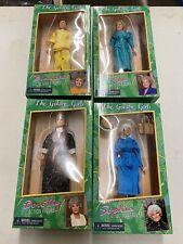 "NECA Golden Girls 8""Clothed 4 Action Figure Doll Set Dorothy Rose Blanche Sophia"