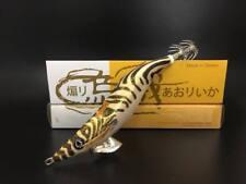 RUI SQUID JIG THE TWELFTH KING SIZE 3.5 GOLD FOIL EGI FISHING LURE