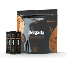 Iaso Cafe Delgada COFFEE - Instant -  TLC Diet Weight Loss - NEW BAG DESIGN!!!