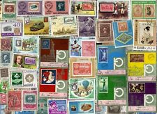 300 STAMPS ON STAMPS TOPICAL ALL DIFFERENT  (C78)