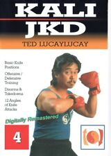Ted Lucaylucay Kali Escrima / Jeet Kune Do (Dvd Vol-4)
