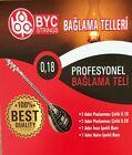 Saz Baglama Teli 0.18lik Profi Qualität