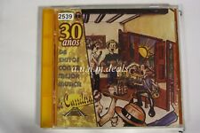30 anos De Exitos Con Ja Mejor Musica - Various Artists -  Music CD