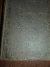 1909 THE PEOPLES COMMON SENSE MEDICAL ADVISOR Hardcover Book by R V PIERCE MD