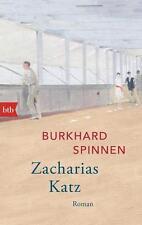 Zacharias Katz von Burkhard Spinnen (2016, Taschenbuch)