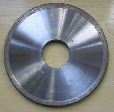 Diamond wheel 1FF1 spherical surface Metal bond 125 R4- 32 GRIT 95 .