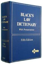 Black's Law Dictionary  - by Black