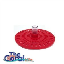 TWO LITTLE FISHIES PHOSBAN REACTOR 550 REPLACEMENT RED PLATE W/ TUBE - PART E(2)