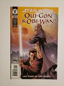 Star Wars Last Stand On Ord Mantell #1 (9.2, NM-) B Cover * 1 Book Lot *