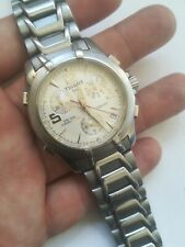 VINTAGE TISSOT 1853 SWISS MADE QUARTZ   WATCH WORKING read description