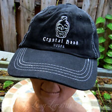Crystal Head Vodka Promo Baseball Hat Cap Strapback Skeleton Dan Akroyd