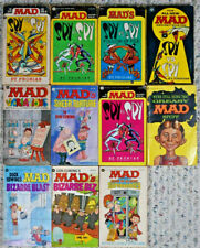 Lot of (11) MAD (Magazine) paperback books Antonio Prohias  DON (DUCK) EDWING
