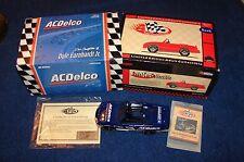DALE EARNHARDT JR. 1999 ACTION NASCAR DIE CAST AC DELCO PEDAL CAR BANK (VN30)