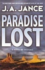 Joanna Brady Mysteries: Paradise Lost 9 by J. A. Jance (2001, Hardcover)