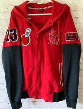 NBA Michael Jordan Marvin the Martian Mars 23 Men's Jacket Size L