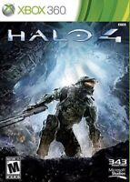 Halo 4 Xbox 360 Game Discs Only 2 Disc Set Works On Xbox One Lowest Price Tested