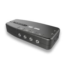 Signal Booster, SLx TV Amplifier Four Output 27820BMR - Improve Picture Quality