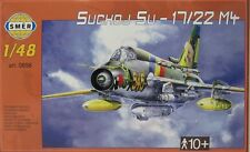 SMER Suchoj Su-17/22 M4,Russischer Jagdbomber, Bausatz 1:48,0856