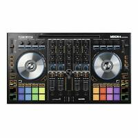Reloop Mixon 4 High Performance 4-Channel Hybrid DJ Controller for SeratoDJ and