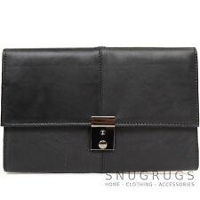 Soft Leather Travel Document / Passport / Tickets Case Holder / Wallet