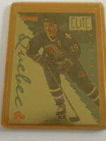 1995-96 Donruss Elite #2 Joe Sakic Quebec Nordiques Hockey Card 3506/10000