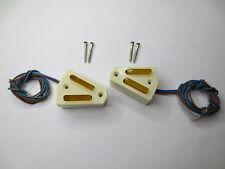 Arnold 7220 Weichenschalter mit Leuchtmittel & Schrauben 2 Stück geprüft CH7921