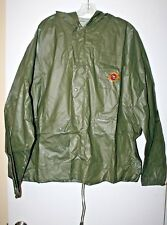 Vintage 1983 2 Pc Model RWC-8150 Rainsuit by Stearns Mfg. Co. Size XL In Pouch