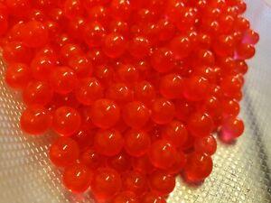 sonnys cured single eggs colored red,blue,orange,light pink,dark pink