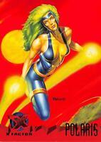 POLARIS / X-Men Fleer Ultra 1995 BASE Trading Card #108