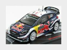 Ford Fiesta Wrc #1 Winner Rally Montecarlo 2018 S.Ogier 1:43 DEADLEOFRALCOLL001