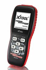 XTool vag401 OBD II dispositivo diagnostico, codificare, errore florilegio, OIL, airbag, freno, km