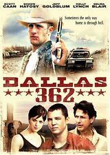 Dallas 362 (DVD) Scott Caan Selma Blair Jeff Goldblum Brand New Sealed
