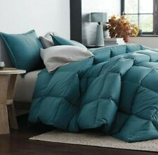 The Company Store LaCrosse LT Down Comforter (QUEEN,TEAL,MEDIUM)