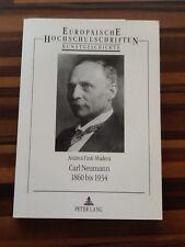 Buch Carl Neumann 1860 bis 1934 Andrea Fink