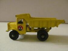 Vintage Lesney Matchbox - Euclid Dump Truck - No. 6 - Loose - Light Wear